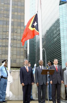 Timor-Leste Becomes 191st State to Join United Nations