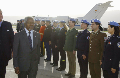 Secretary-General Visits Bosnia and Herzegovina