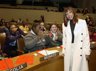 Observance of World Aids Day at the United Nations
