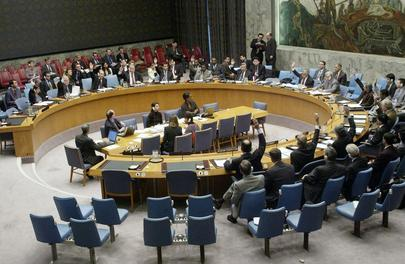 Security Council Expands Authorized Troop Level in DRC