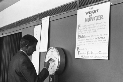1974: World Food Conference Opens in Rome