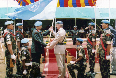 United Nations Mission in Eritrea and Ethiopia