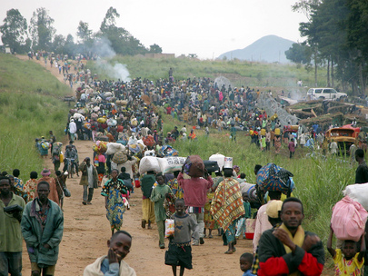 Fighting Continues in DRC and UN Fears Humanitarian Catastrophe