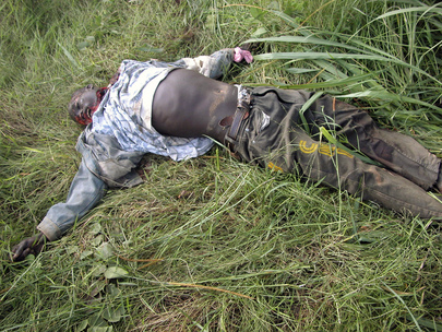 Violence in the Democratic Republic of the Congo