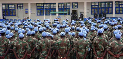 Under-Secretary-General for Peacekeeping Operations Visits Kindu, Democratic Republic of the Congo
