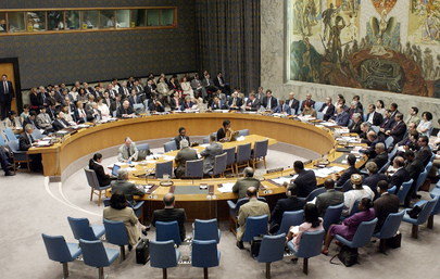 Security Council Meeting on the Situation in Iraq