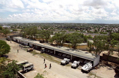 Second United Nations Operation in Somalia (UNOSOM II)
