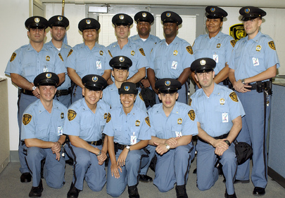 United Nations Security Officers Awards for New Recruitment