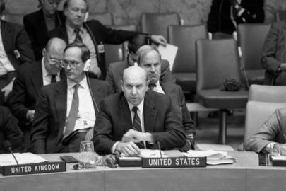 Security Council Discusses Situation in El Salvador
