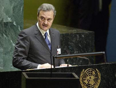 His Royal Highness Prince Saud AL-FAISAL, Minister for Foreign Affairs