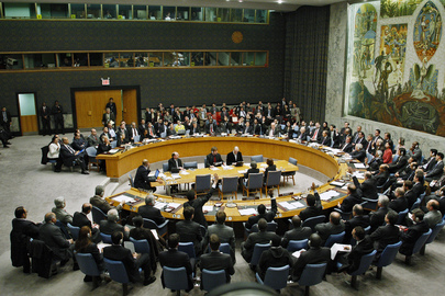 Security Council Adopts Ceasefire Agreement in Gaza