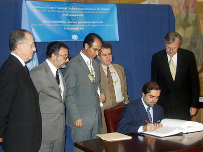 Afghanistan Accessions, Ratifies and Signs Eight Treaties