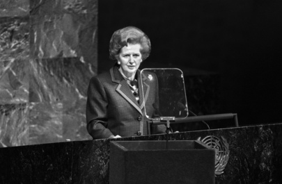 Prime Minister of United Kingdom Addresses General Assembly