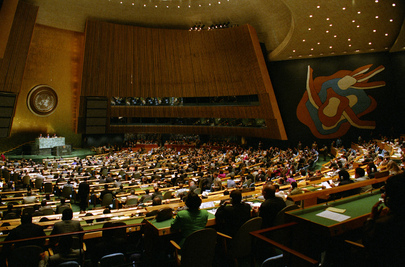 Opening of the 49th Session of the General Assembly