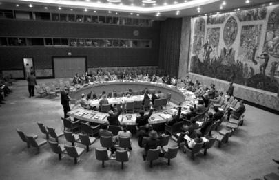 Security Council Meets on Rwanda