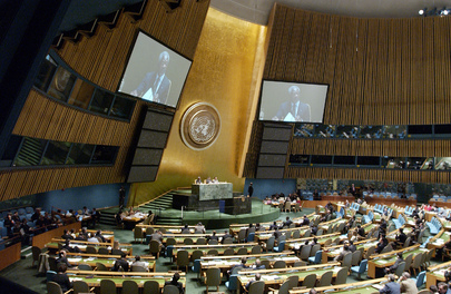 Secretary-General addresses General Assembly on UNCAC