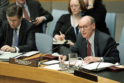 Head of MINUSTAH Addresses Security Council