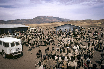 Coping with Disaster: Refugees in Ethiopia