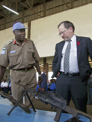 United Nations Mission in Liberia (UNMIL)   