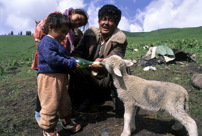 Indigenous People: Kazakhstan