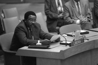 Security Council Meets on Deteriorating Situation in Liberia