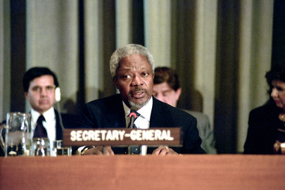 Secretary-General's Addresses ECOSOC Organizational Session for 1998