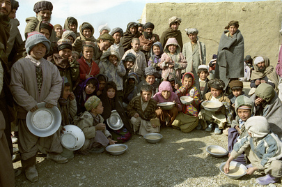 Afghan Internally Displaced Persons