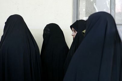 Iraqis Go to Polls