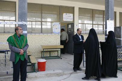 Iraqis Go to Polls