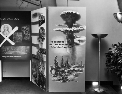 """""""Our Road to Peace"""" - United Nations Exhibit"""