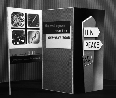 """Our Road to Peace"" - United Nations Exhibit"