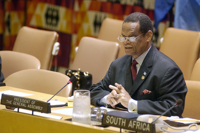 United Nations Marks Ten Years of Post-Apartheid Freedom in South Africa