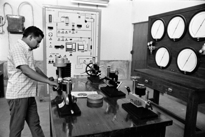 Institute for Design of Electrical Measuring Instruments in Bombay, India