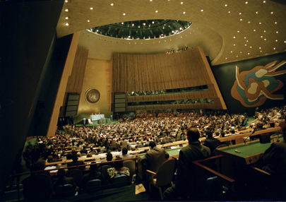 Forty-Eighth Session of General Assembly