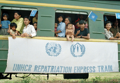 United Nations Transitional Authority in Cambodia (UNTAC)