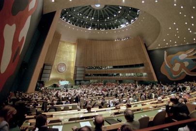 Chefes de Estado e de Governo se reúnem na 66a Sessão da Assembleia Geral da ONU. Foto: ONU/Susan Markisz