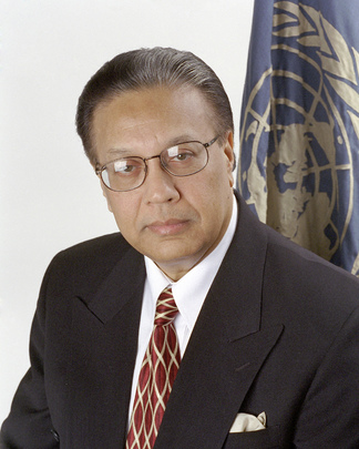 Portrait of Under-Secretary-General, High Representative for the Least Developed Countries, Landlocked Developing Countries, and Small Island Developing States