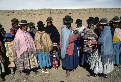 UN Voluntary Fund Helps Mothers Clubs of Bolivia