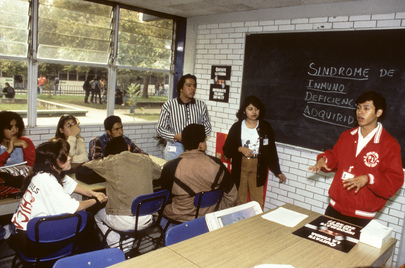 AIDS Education in Mexico City