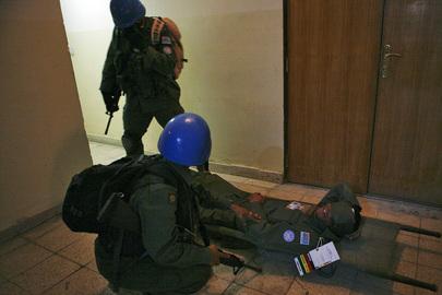 UNAMI Guard Unit Participates in Training Exercise