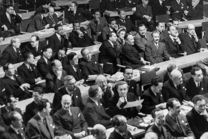 First Session of United Nations General Assembly
