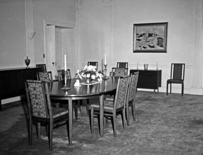 Secretary-General Dag Hammarskjöld's Apartment