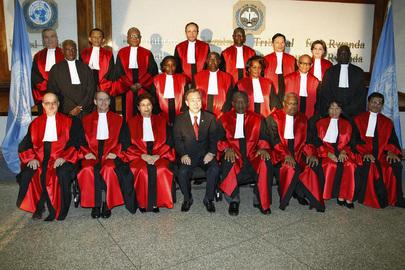 Secretary-General Meets ICTR Judges