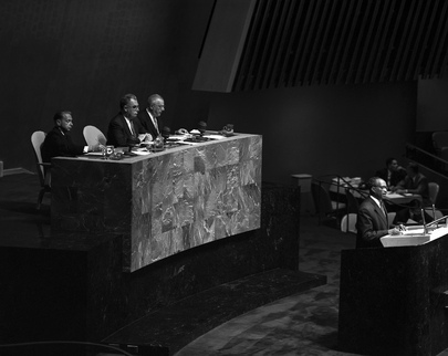 Twelfth Session of the United Nations General Assembly
