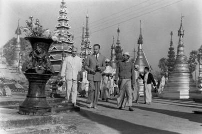 UN Secretary-General Visits Burma