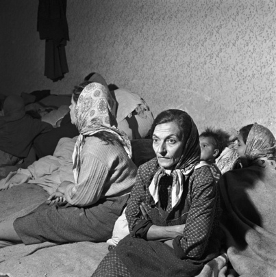 Hungarian Refugees in Austria