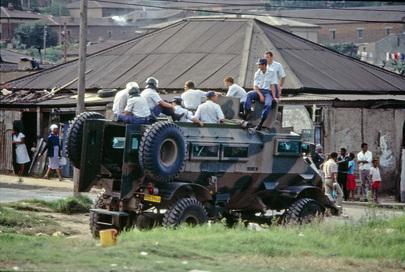 Apartheid - A Crime Against Humanity