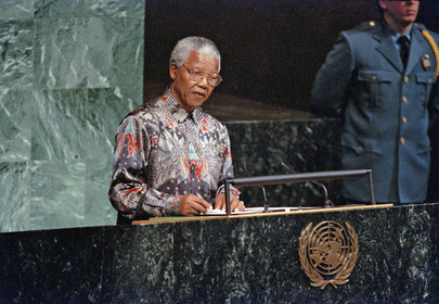 President of South Africa Addresses Special Commemorative Meeting of the General Assembly