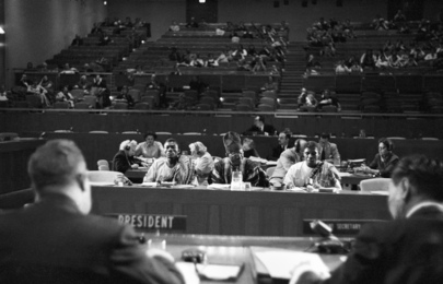 The Trusteeship Council Petitioners on Togoland Unification Problem