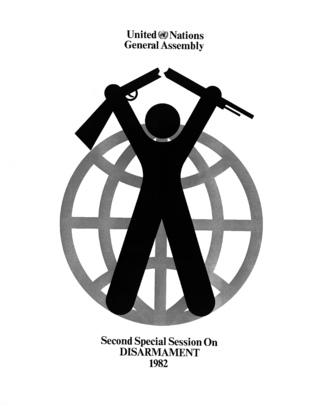 2nd Special Session on Disarmament - Poster